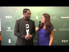 ▶ will.i.am at the 2013 Social Good Summit