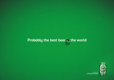 Adeevee - Carlsberg Hof Organic: Probably The Best Print Ad For The World