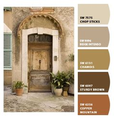 Exterior Paint Sherwin Williams Brown Color Schemes 42 New Ideas