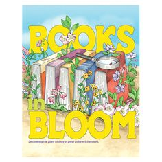 gardening with kids: Books In Bloom