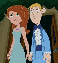 Kim Possible and Ron Stoppable - So the Drama