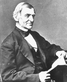 Ralph Waldo Emerson, the American Poet