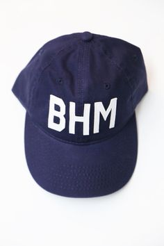 Aviate Ball Cap BHM {Navy}