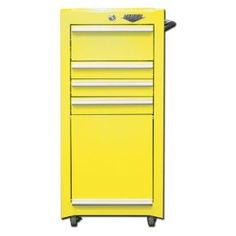 Viper Tool Storage Viper Tool Storage Steel Rolling Tool/Salon Cart with Oversized Compartment Yellow  sc 1 st  Pinterest & purple tool box.... I need this in my life! | Everything Pink ...