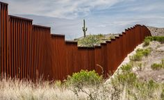 cool Contractors Reveal Their Visions Of Trump's Border Wall Check more at https://epeak.info/2017/04/06/contractors-reveal-their-visions-of-trumps-border-wall/