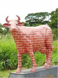 Image result for brick sculpture