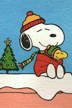 ❤️Merry Christmas Snoopy &  Woodstock❤️