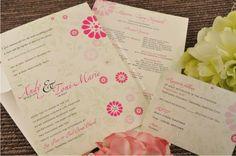 Citrus Toni Wedding Invitation