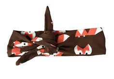 Headband (Chocolate Fox)