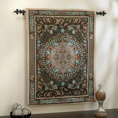 Nautical Rugs Persian Reflections Tapestry Wall Hanging Set
