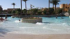 Sunwing Waterworld Makadi 5* hullámmedence #egyiptom #hurghada #waterworld #sunwing
