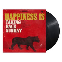 Lazy Labrador Records - Taking Back Sunday · Happiness Is · LP, $17.99 (http://lazylabradorrecords.com/taking-back-sunday-happiness-is-lp/)