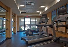 Courtyard Marriott at Craft Farms Fitness Center