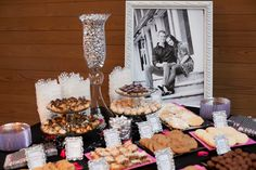 Our Wedding Cookie Table!