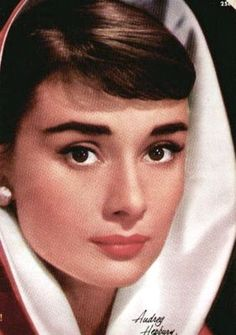 Audrey, 1956