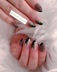 Modern Nails, Almond Shape Nails, Amazing Nails, Nail Spa, Fun Nails, Nail Designs, Shapes, Beauty, Collection