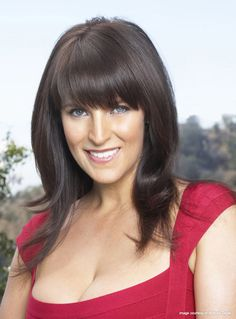 Anna Richardson - Producer, Presenter and Journalist Christie Marie Sheldon, Anna Richardson, Susanna Reid, Hypnotherapy, Tv Presenters, Great Hair, True Beauty, Master Class, Celebrity Pictures