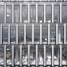 Breiavatnet Lanterna by Schmidt Hammer Lassen Architects/ Stavanger, Norway