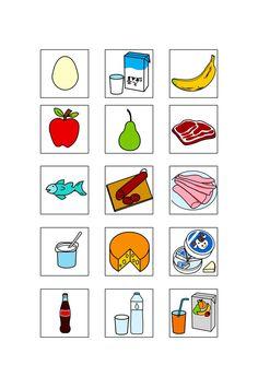 Clasificamos lo que tenemos que guardar en un ropero y lo que se guarda en la nevera Free Preschool, Kindergarten Worksheets, Preschool Crafts, Montessori Activities, Book Activities, Preschool Activities, Teaching Kids, Kids Learning, Kindergarten Portfolio