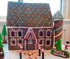Gingerbread Lane at The Ballantyne Hotel and Lodge Charlotte, NC #Kids #Events