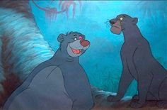 An Artist Brilliantly Reimagined How Disney Animals Would Look As Humans - The Jungle Book