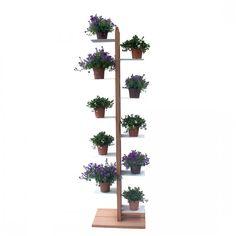 Portapiante a colonna h 150 cm Zia Flora by Le Zie Di Milano