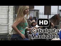 Cabalgata Feria de Manizales 2012 turismo por el eje cafetero Colombia 1 de 12
