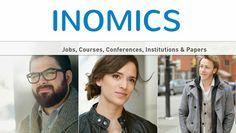 Opportunità di lavoro, stage, corsi di formazione ed altro su INOMICS