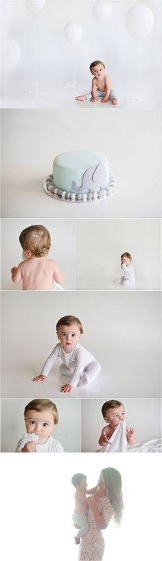 Modern Baby Photography