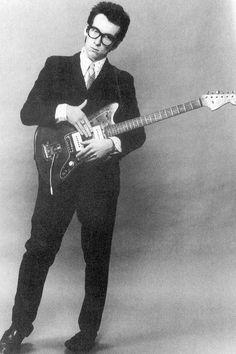 man, artist , poet....Elvis Costello