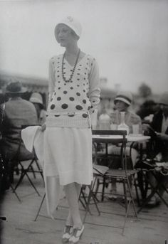 Welly Sisters outfit, August 9, 1928