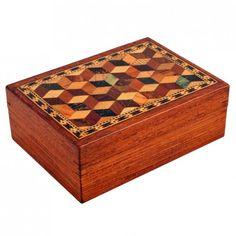 Victorian Tunbridge Ware Box