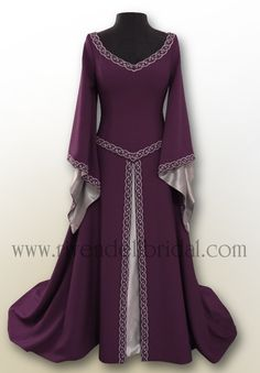 I'm adding g this deep purple to my colors, so you could wear this color instead of green if you wanted.