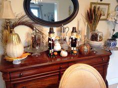 My Cozy Casita: Thanksgiving 2016 Thanksgiving 2016, Liquor Cabinet, Cozy, Furniture, Home Decor, Decoration Home, Room Decor, Home Furnishings, Home Interior Design