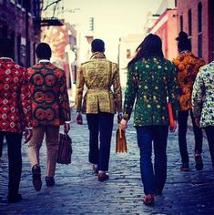 ~African Prints, Ankara, kitenge, African women dresses, African fashion styles, African men's fashion, Nigerian style, Ghanaian fashion ~DKK
