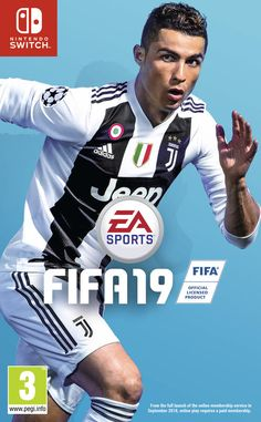 FIFA 19 new soccer simulation game from EA Sports has been released for PC, Xbox One, Xbox 360 and Nintendo Switch. Fifa 17, Ea Fifa, Playstation, Xbox 1, The Journey, Xbox One Video Games, Xbox 360 Games, Uefa Champions League, Europa League