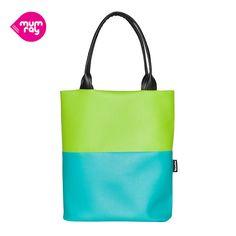 Mumray - Split bag Green