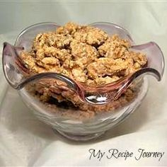 Candied Walnuts...always a hit at parties!