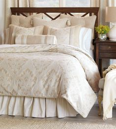 Luxury Bedding by Eastern Accents - Brookfield Collection