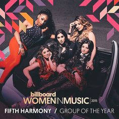 can't even put into words how honored we are @billboard by fifthharmony