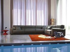 Sectional fabric sofa BOOMAN   Corner sofa