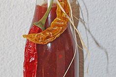 Süß - scharfe Chilisauce 1