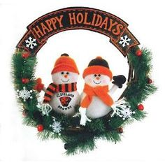 Happy Holidays - Denver Broncos