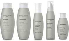 Full products: Shampoo, Conditioner, Thickening Mousse, Thickening Cream and Root Lifting Spray.