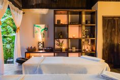 Time to pamper yourself at the Rainforest SPA @ Tikivillas Rainforest Lodge, Costa Rica