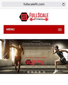 The website is now live! Please show some love and check it out!  www.FullScaleFit.com  #FullScaleFitness #FullScaleNutrition #FullScaleFit #FSF #vitaminshoppe #fitfam #GrubCoach #Gomenu #Lululemon #TeamFSF #fitgirl #fitnessmodel #Fitness #exercise #workout #workethic #FullScaleDiva #personaltraining #onlinetrainer #athlete #Fitstagram #instafit #inspiration #akron #livefit #mealprep #prep #yoga #IIFYM #Dietitian by fullscalefitness