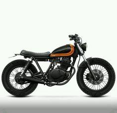 "motomood: ""Suzuki GN 125 | Bad Winners """