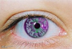 Iridology is an alternative diagnostic technique that compares characteristics of the iris to gather information about the overall health of its owner. Beautiful Eyes Color, Stunning Eyes, Pretty Eyes, Cool Eyes, Amazing Eyes, Rare Eye Colors, Multi Colored Eyes, Rare Eyes, Eye Twitching