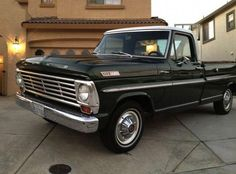 Learn more about 1967 Ford on Bring a Trailer, the home of the best vintage and classic cars online. Vintage Pickup Trucks, Classic Chevy Trucks, Lifted Ford Trucks, New Trucks, Custom Trucks, Classic Cars, F150 Lifted, Vintage Cars, Ford Ranger Truck