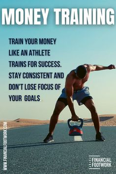 Training your money is as simple as working on it 20-30 minutes a week. Do it in front of the TV with a glass of wine or a cup of coffee and knock out your weekly goals. #moneytip #trainingtip #training #healthylife #lifestyle #workout #lift #personalfinance #financetip #train #exercise Financial Tips, Financial Literacy, Financial Planning, Money Planner, Goals Planner, Training Programs, Training Tips, Self Improvement Quotes, Travel Money
